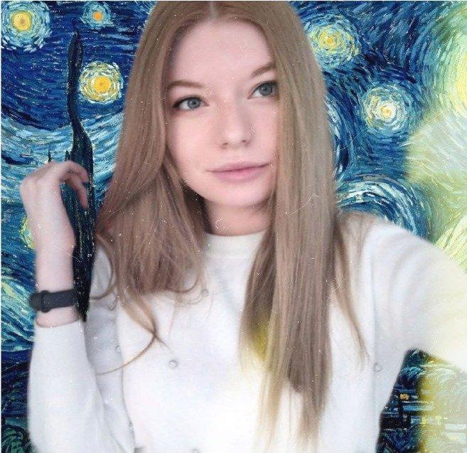 Бикеева Виктория