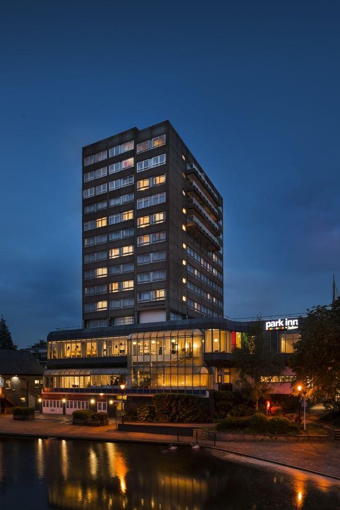 Location - Accor Bedford Centre Hotel
