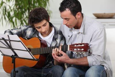 Guitar Lessons Glazebury