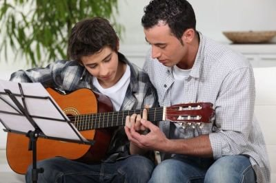 Guitar Lessons Salford