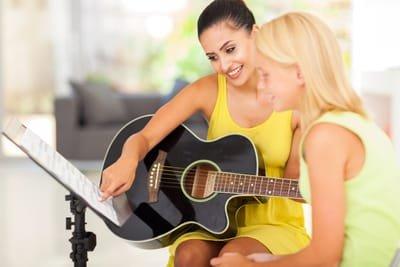 Guitar Lessons Billinge
