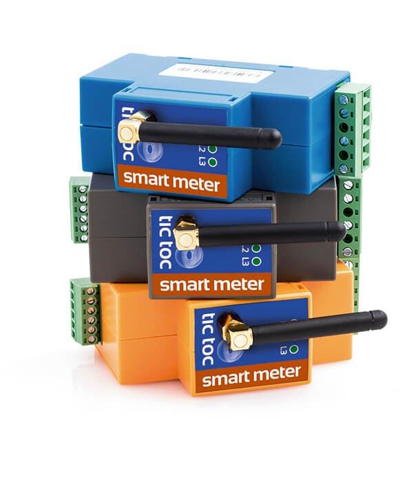Smart Meter tic toc.