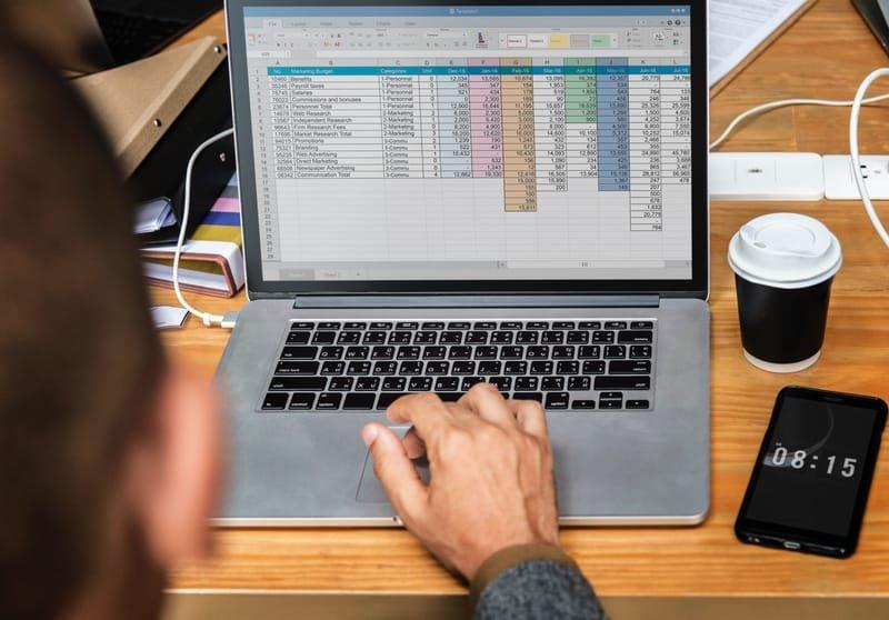 Excel Spreadsheet / Dashboard Creation
