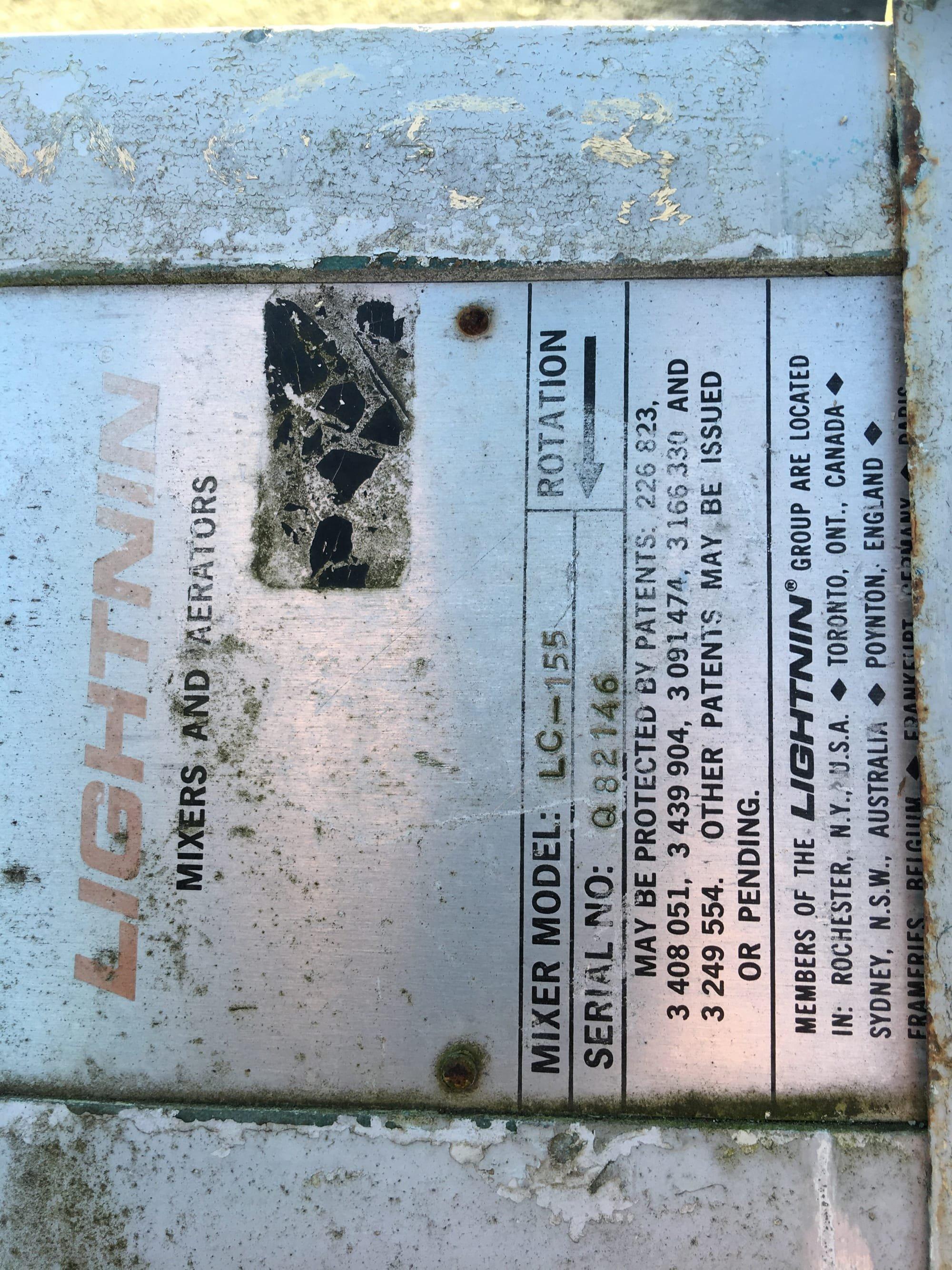 3500 Litre - Eastfield Process Equipment Ltd