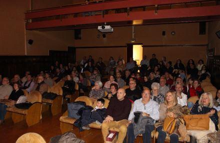 Molt de públic en el lliurament dels premis