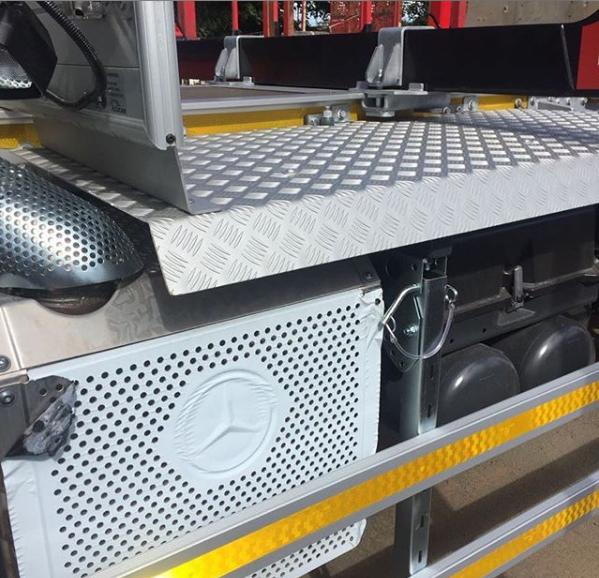 Защита алюминиевая
