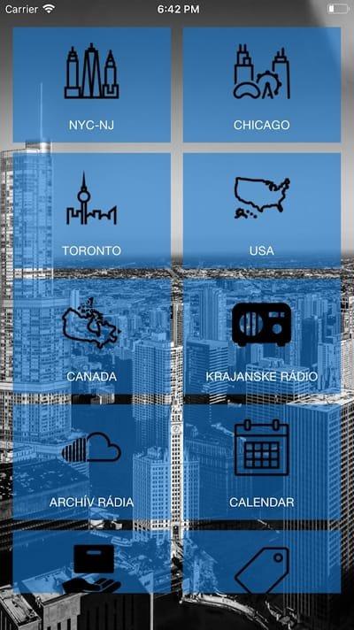 SOMTU - Mobilná Aplikácia Krajanského Centra