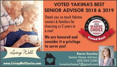 Yakima's Best Senior Advisors