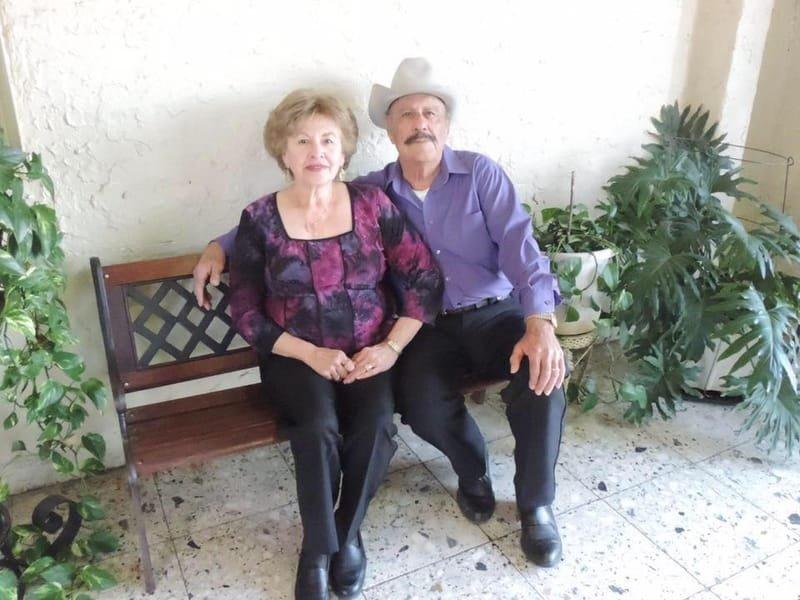 Janie and Johnny Trevino