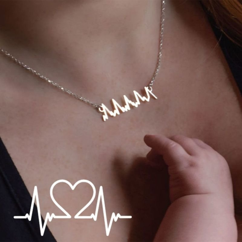 Custom Heartbeat Jewlery