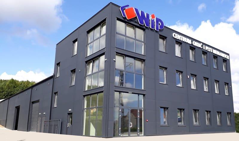 Nowa siedziba WIP
