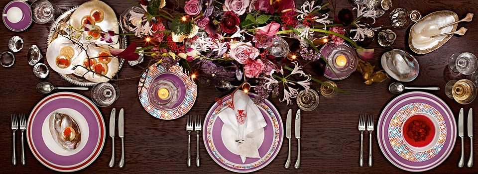 The Importance of Setting a Nice Table & Learn Basic Table Setting for a Formal Table Setting - Villeroy ...