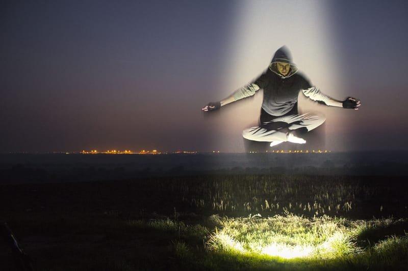 Feel your aura