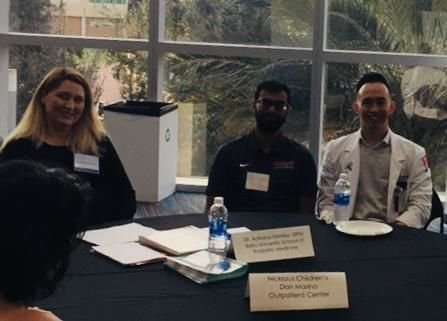 Career Round Tables & Interships, Nova Univ. Jan. 31st, 2019