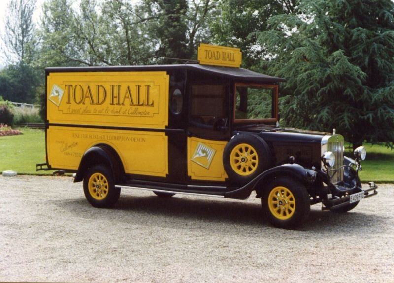 Asquith Shire for Toad Hall (UK)