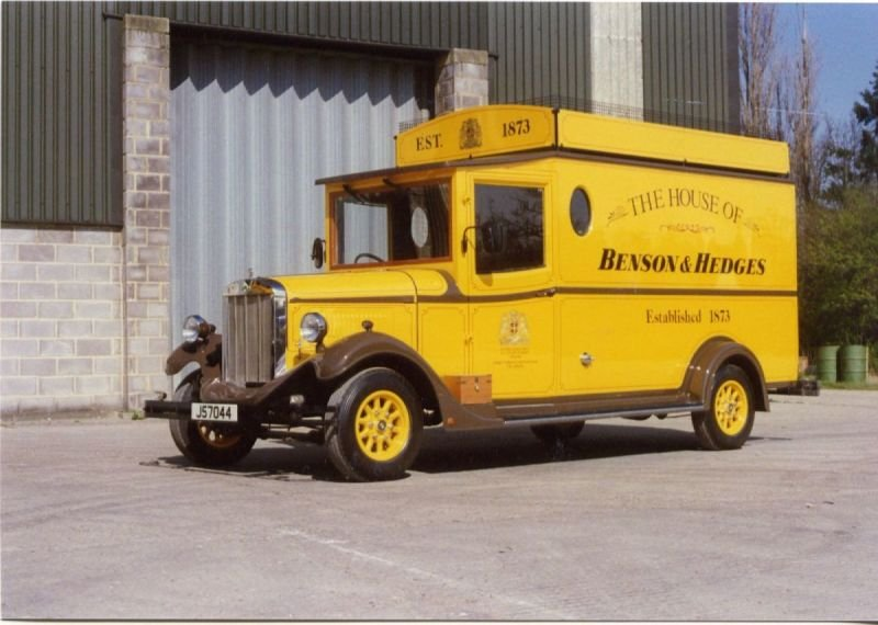 Asquith Shire - Benson & Hedges Van