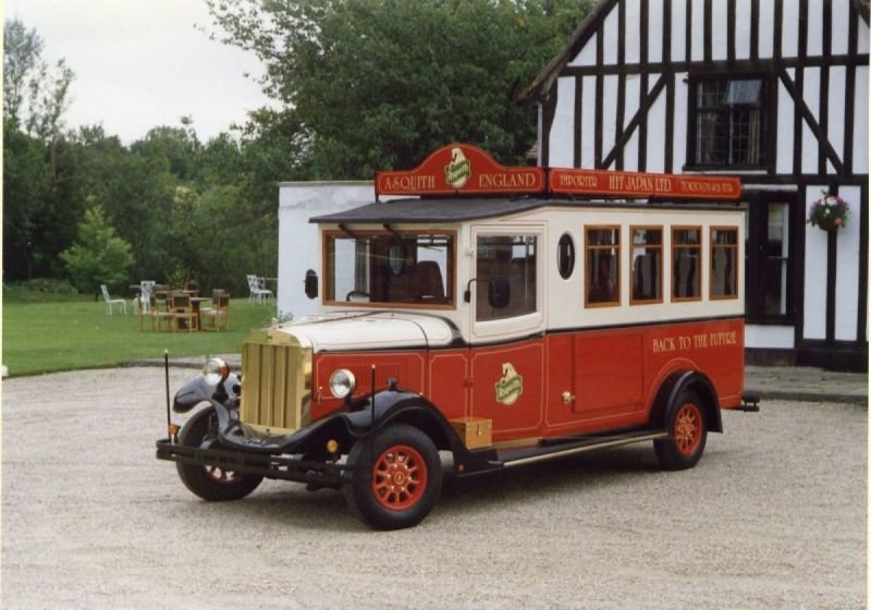 Asquith Mascot Bus - Built for 'HIT' (Japan)
