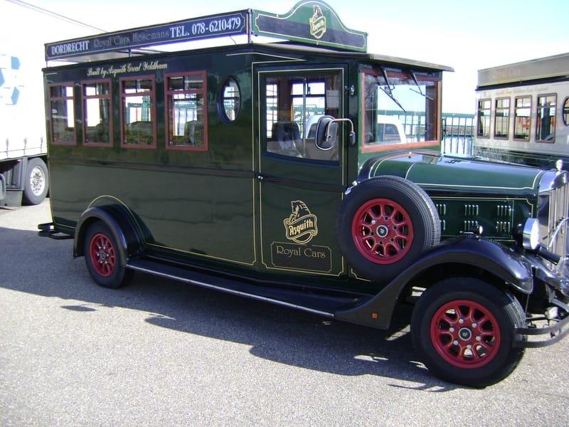 Mascot bus (Belgium)