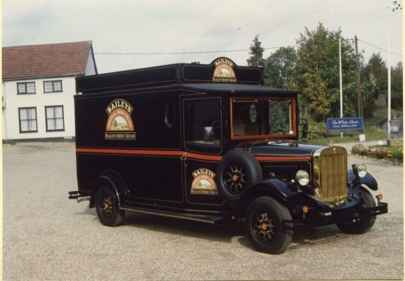 Baileys Promotional Vehicle built by Asquith
