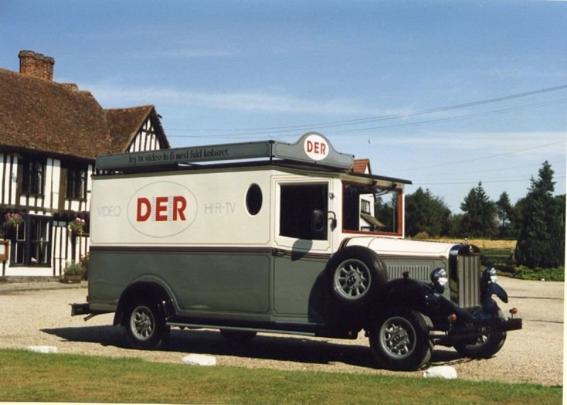 Asquith Shire built for DER (Germany)