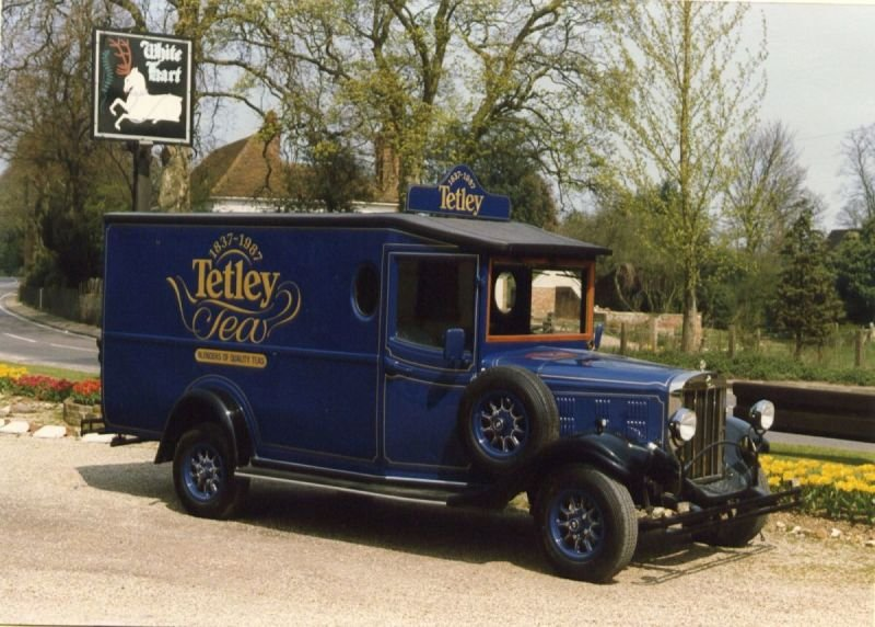 Asquith Shire - Tetley Tea (UK)