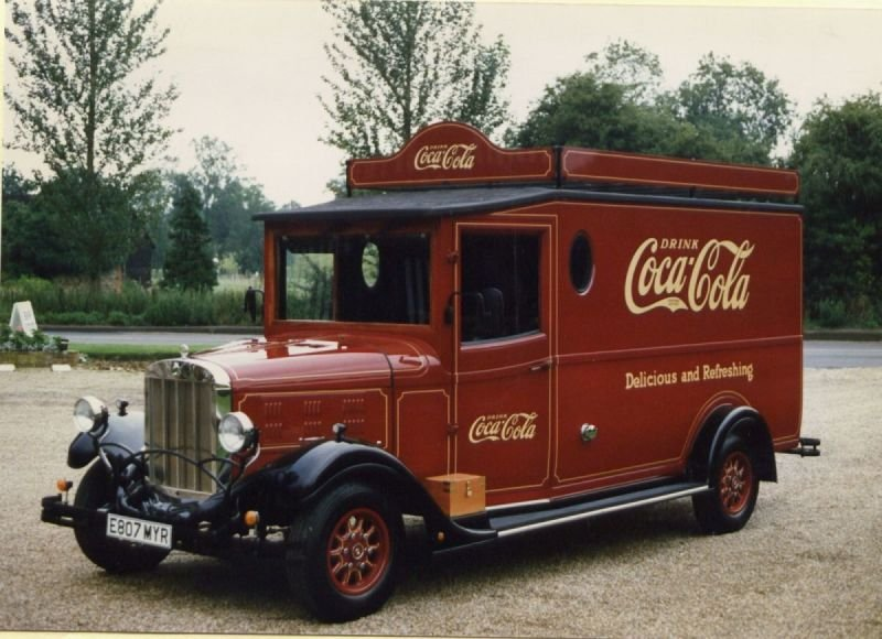Asquith Shire - Coca Cola Van
