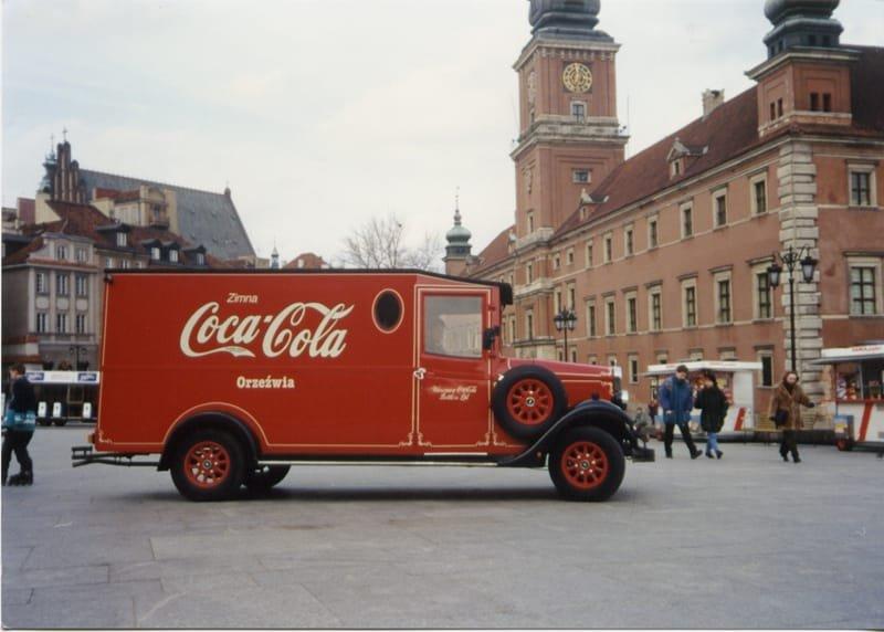 Asquith Shire - Coca Cola Van