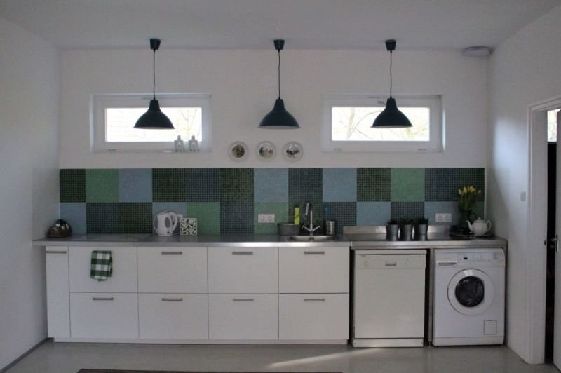 nyitott konyha * offene Küche * open kitchen