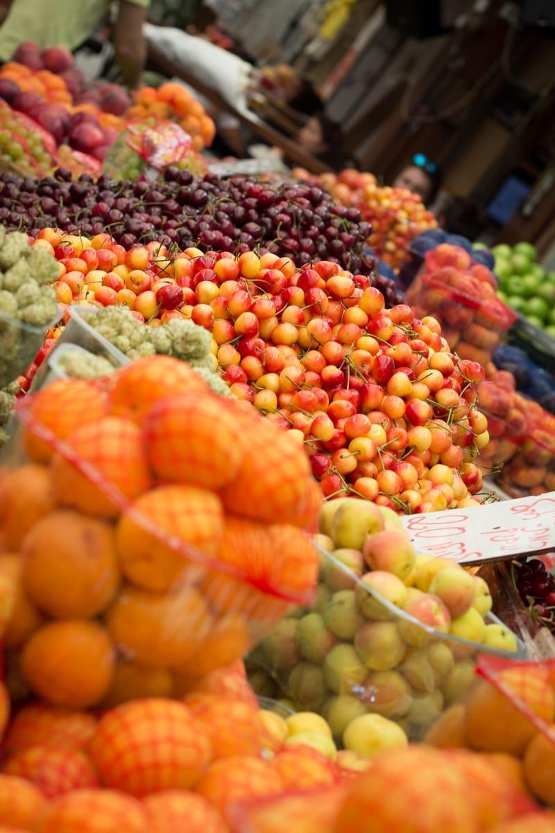 סיור קולינרי בשוק מחנה יהודה ירושלים