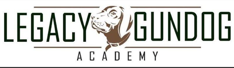 e502b933d039f Legacy Gundog Academy