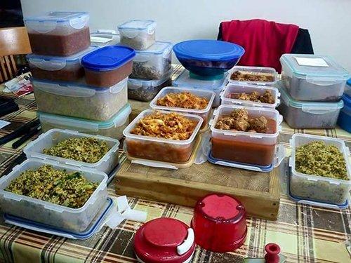 המבשלת - בישול אוכל ביתי