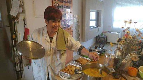 תפריט בישול אוכל ביתי - איריס הסופרוומן