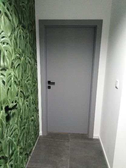 Realizacja w Lublinie: drzwi z ościeżnicą bezprzylgową
