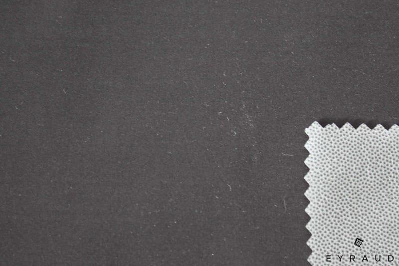Tissu contre-collé (Collage par point plus souple) avec membrane PES PU ou PTFE