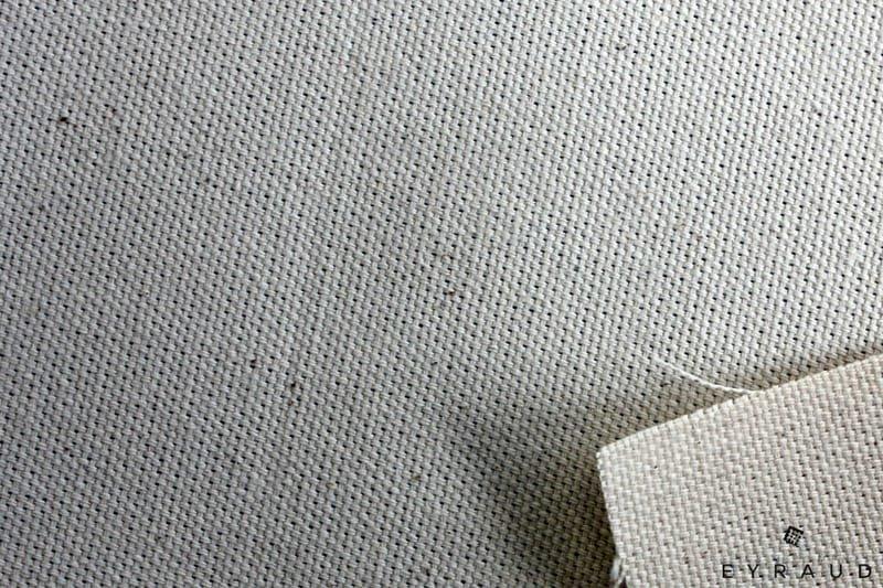 Tissu coton de renfort