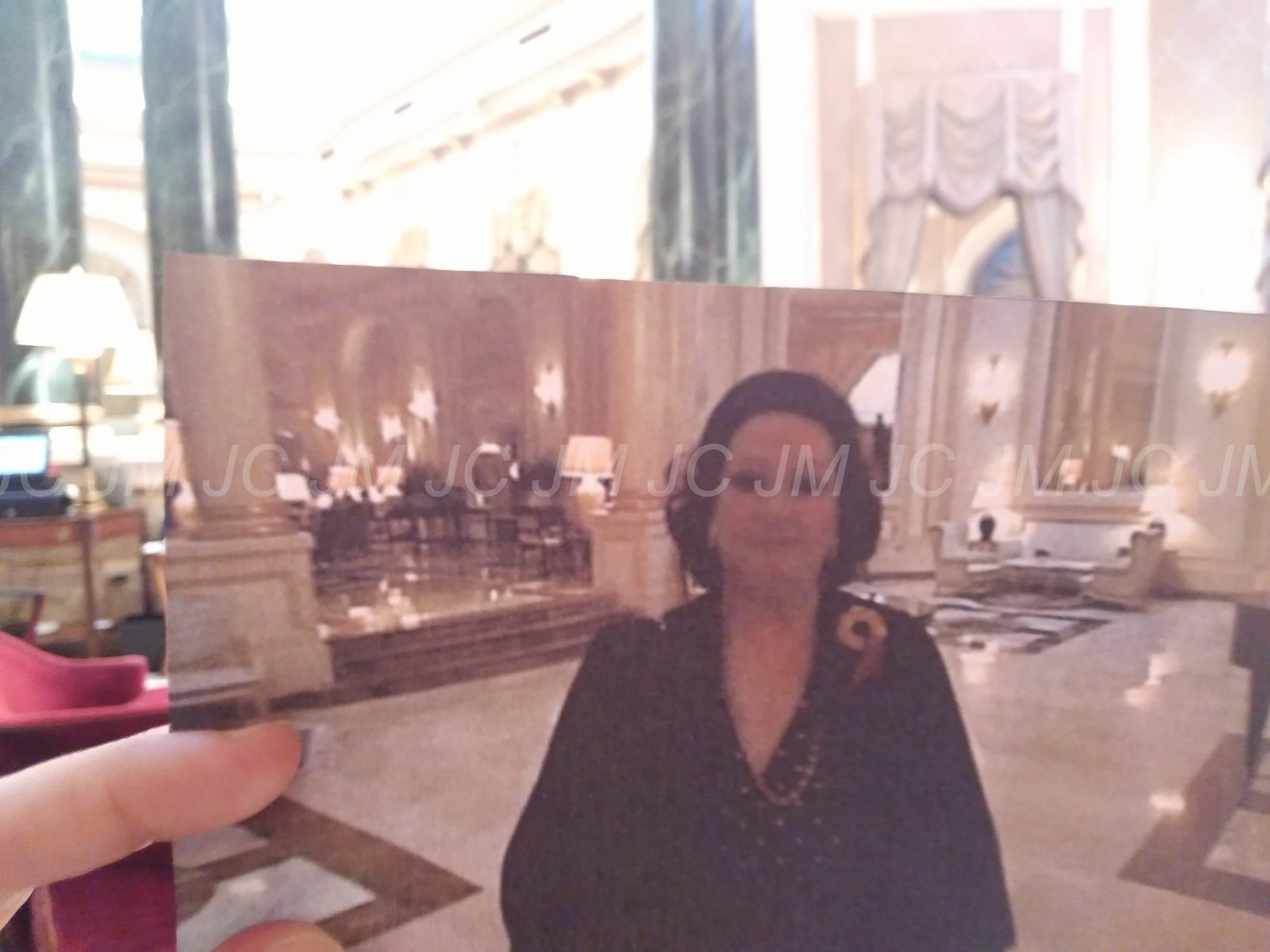 Montserrat Caballé Ritz