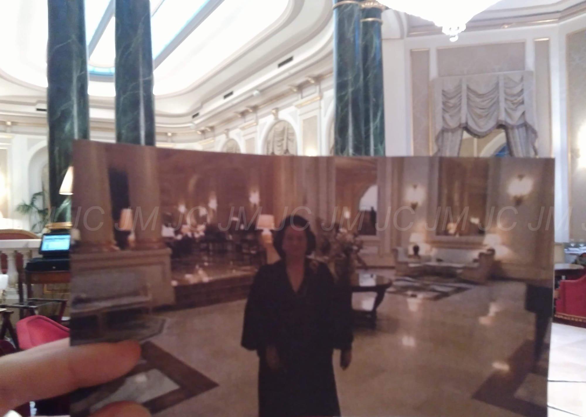 Montserrat Caballé Hotel Ritz