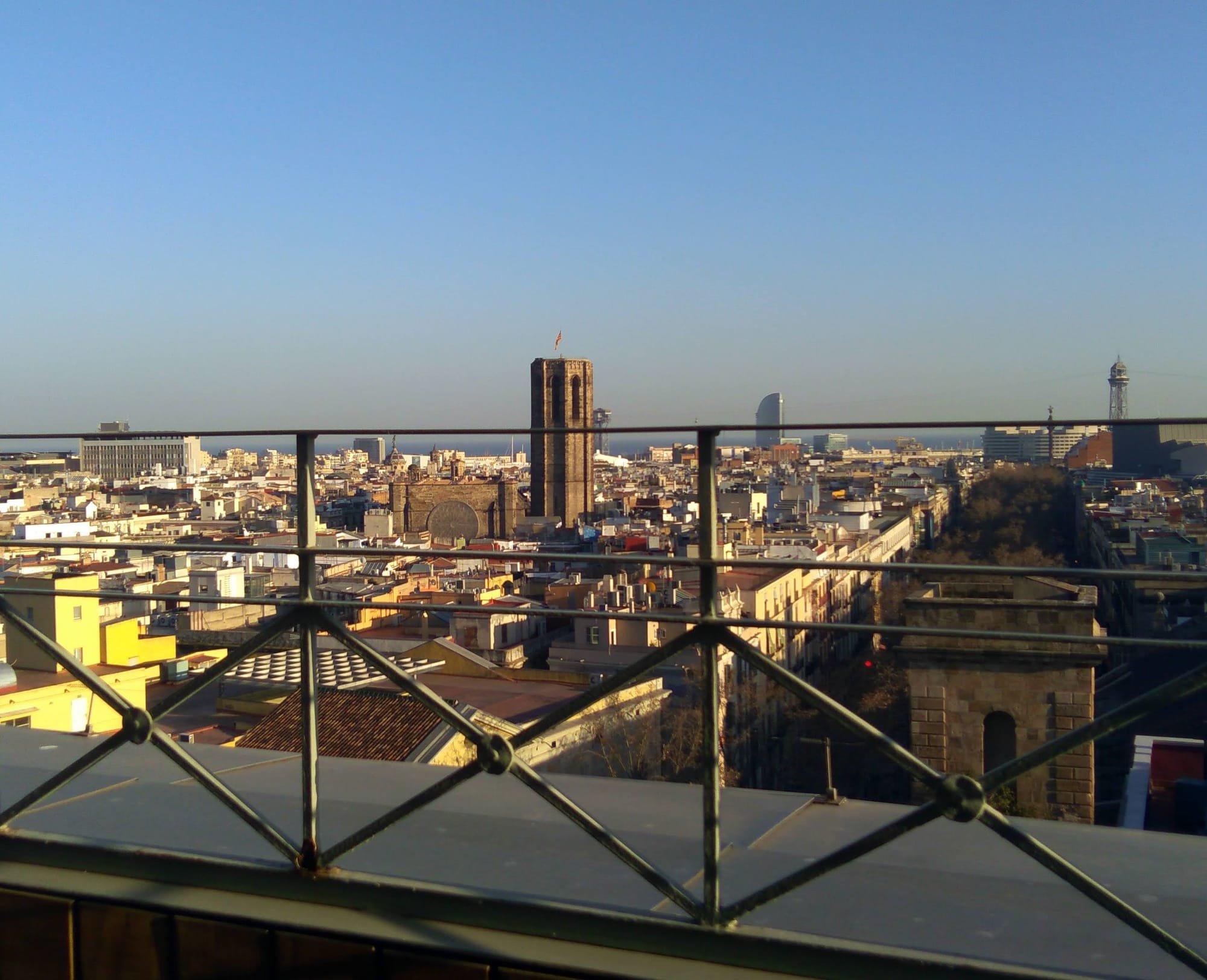 Barcelona location