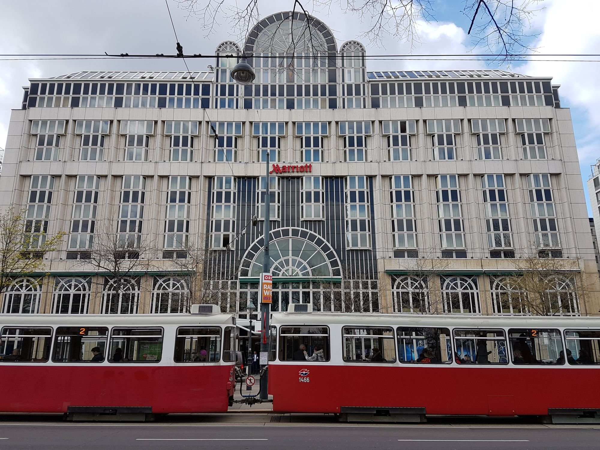 Marriott Vienna