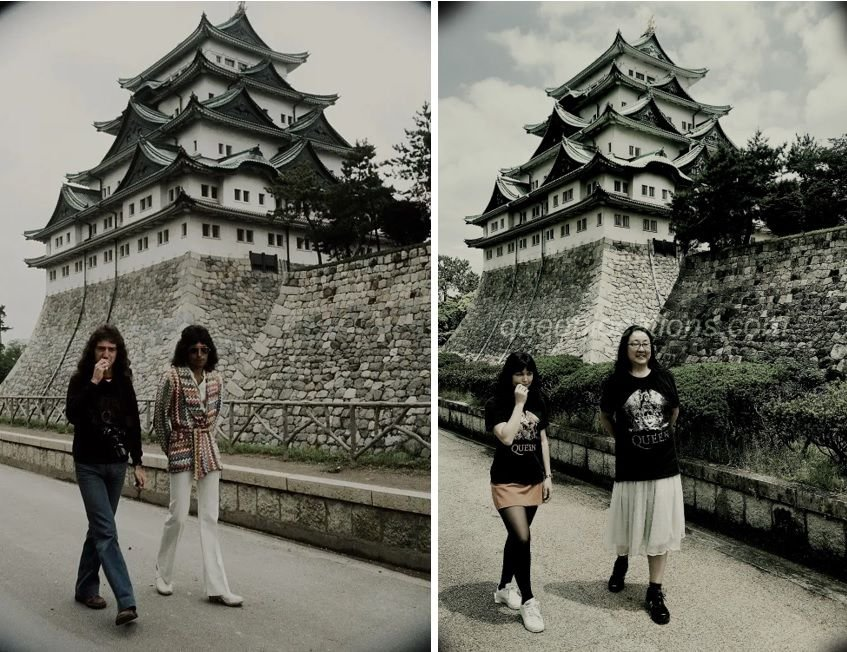 Nagoya Castle Queen