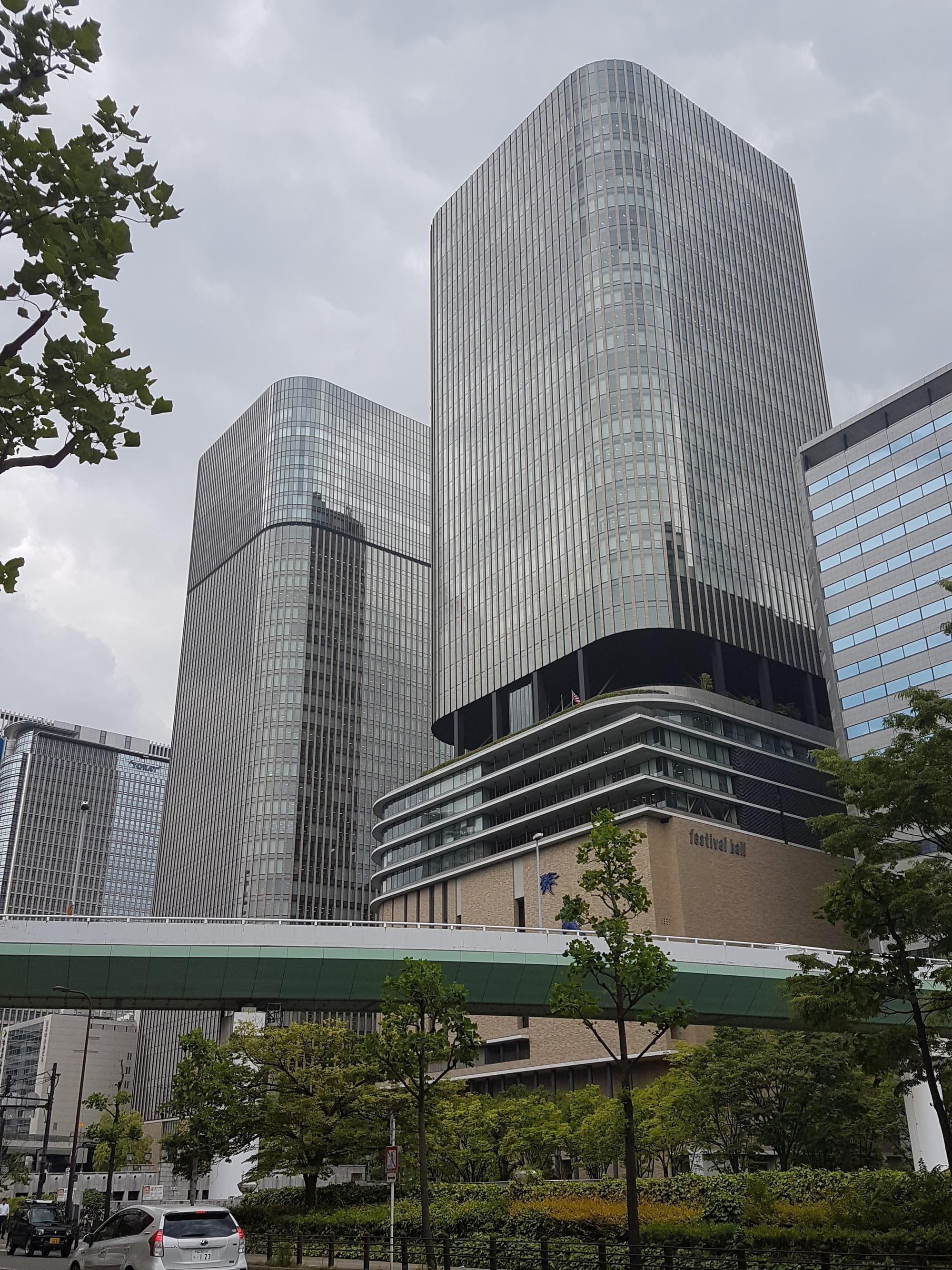 Festival Hall Osaka Queen