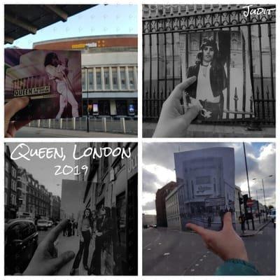 Queen Locations