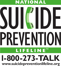 National Suicide Prevention Lifeline (English, & Spanish)