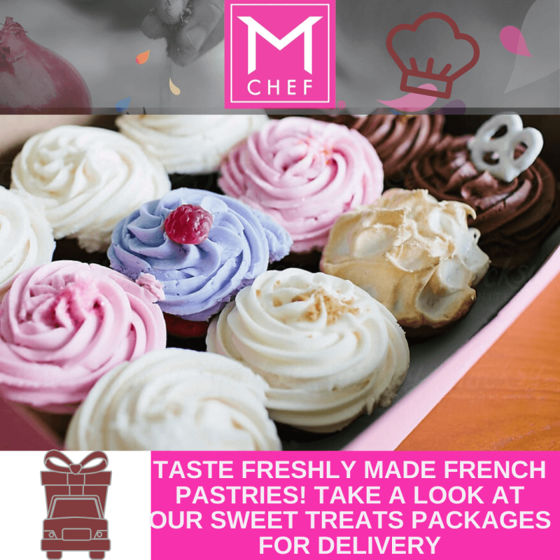 Sweet Treat Packages Delivery