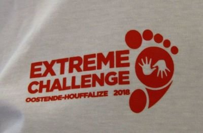 Extreme Challenge Oostende - Houffalize 2018