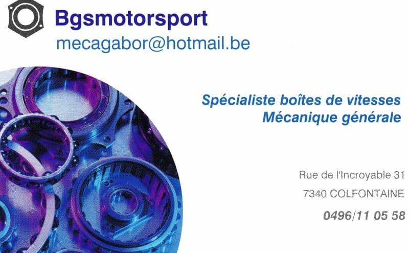 Bgsmotorsport
