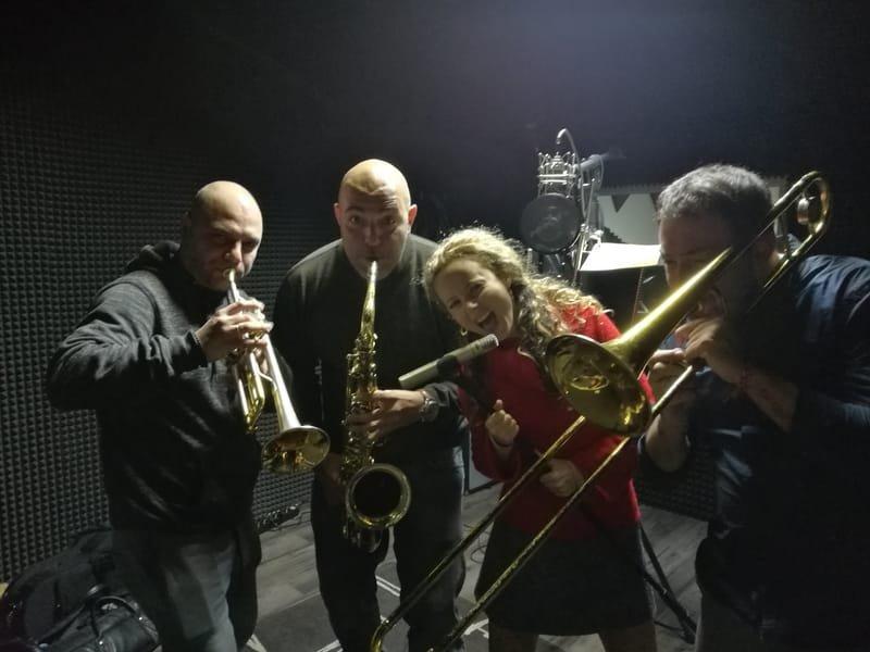 Dessy Dobreva, Misho Yosifov, Villy Brass Dj, Mitko Lyolyev