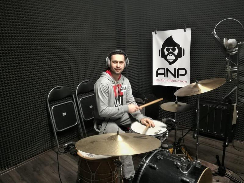 Kaloyan Pavlov - Chinary drums