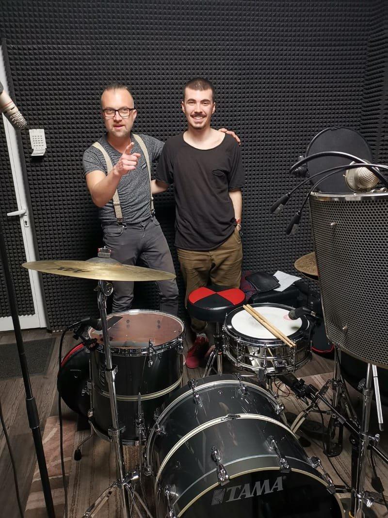 Rado Kazasov from Funky Miracle