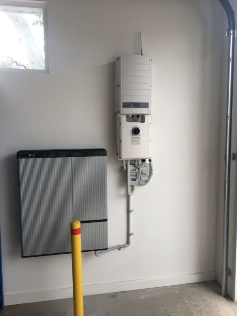 SA Home Battery Scheme System